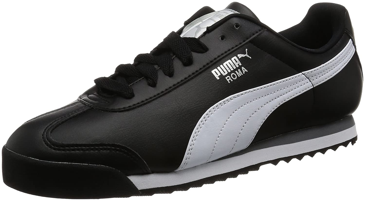 36e886641373 Puma Men s Roma Basic Leather Sneakers  Buy Online at Low Prices in India -  Amazon.in