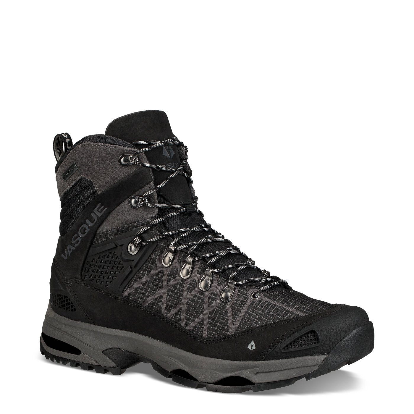 Vasque Mens Saga Gtx Waterproof Mid Backpacking Boots