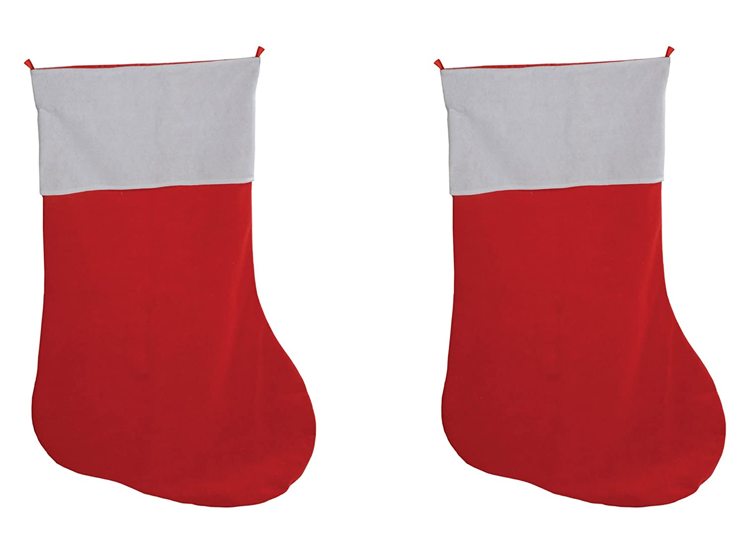 Beistle 1-Pack Jumbo Stocking 4-Feet 6-Inch The Beistle Company 20169