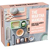 The Martha Manual 2021 Day-to-Day Calendar