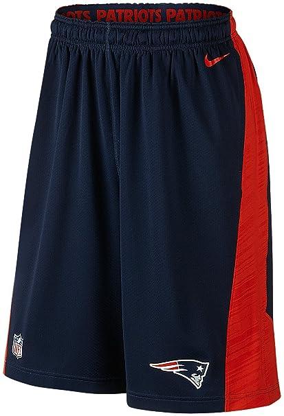 57fc7232ff70 Nike New England Patriots Men s NFL Speed Fly XL 2.0 Dri-FIT Training Shorts  (