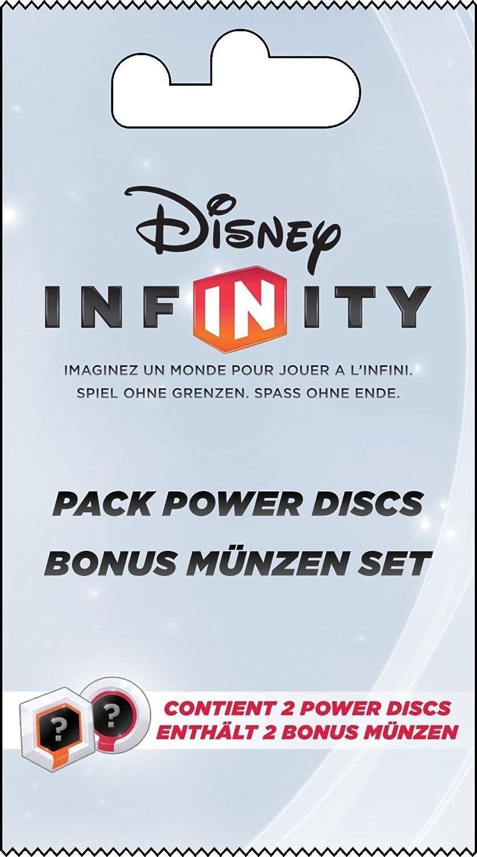 Disney Infinity Pack De 2 Power Discs Amazonfr Jeux Vidéo