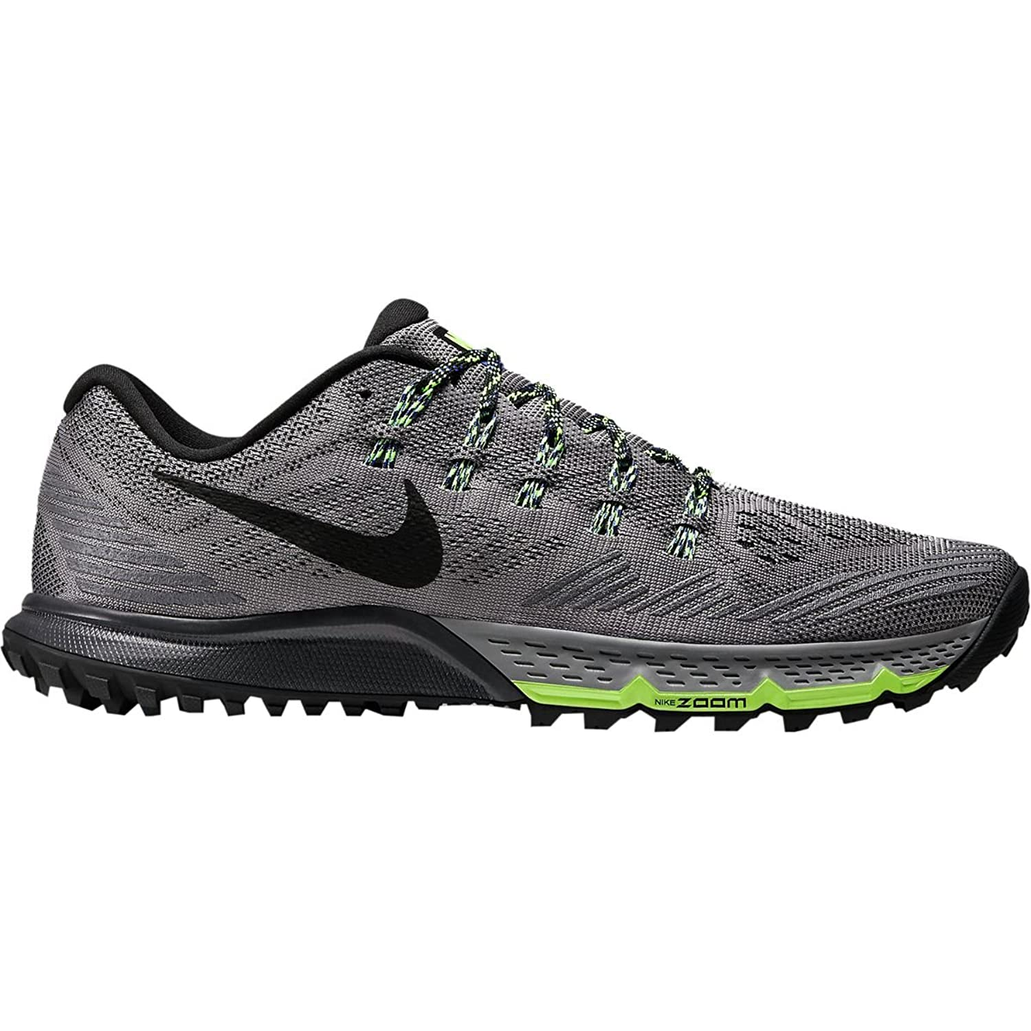Amazon.com | Nike Men\u0027s Air Zoom Terra Kiger 3 Running Shoes | Road Running