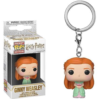 Amazon.com: Ginny Weasley: Funko Pocket Pop Mini-Figural ...
