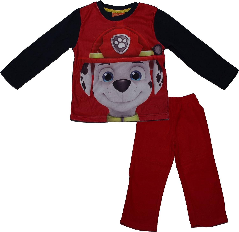 Paw Patrol Jungen Einteiliger Schlafanzug DHQ2219