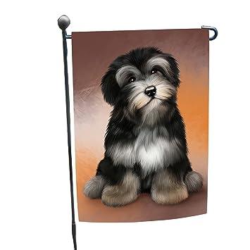 Havanese Dog Garden Flag GFLG48213