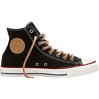 b3dc2f944b3a Image Unavailable. Image not available for. Color  Converse 151142C Women Chuck  Taylor All Star HI Black