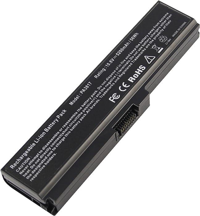 Top 8 Toshiba Laptop Battery Pa3839u1mpc