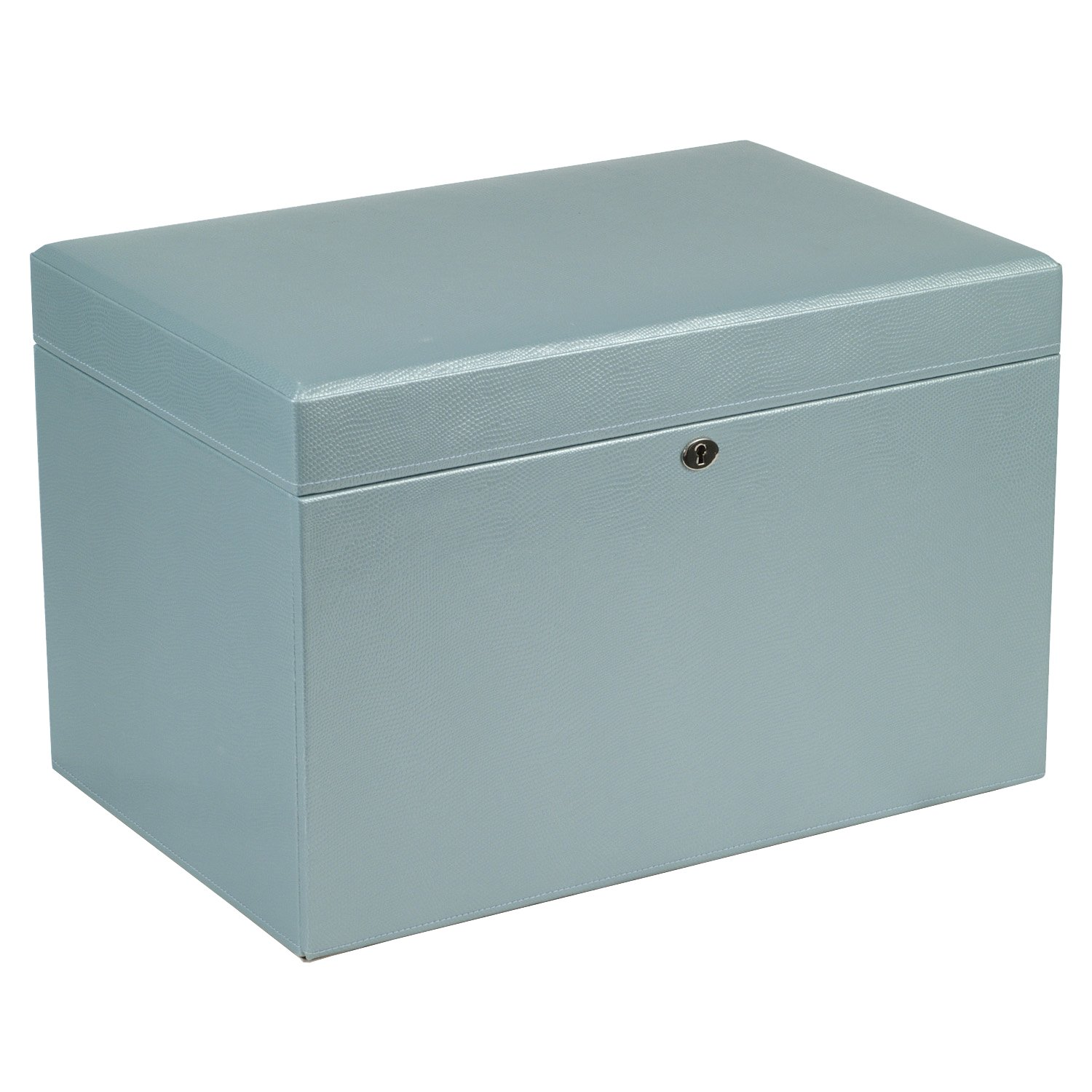 WOLF 315024 London Large Jewelry Box, Ice