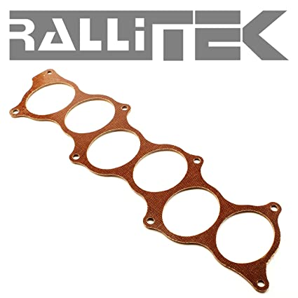 Amazon com: PREracing GTR Intake Manifold Gasket Phenolic Spacer