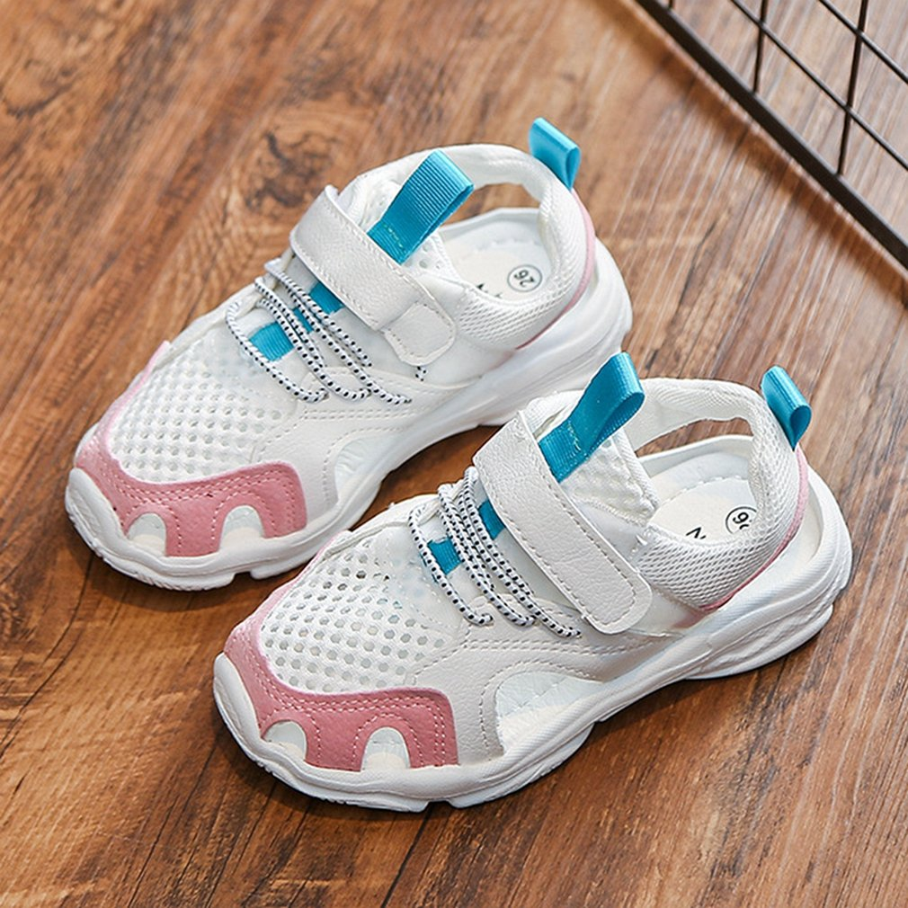 CYBLING Boys Girls Sport Sandals Summer Outdoor Breathable Athletic Beach Shoes Toddler//Little Kid