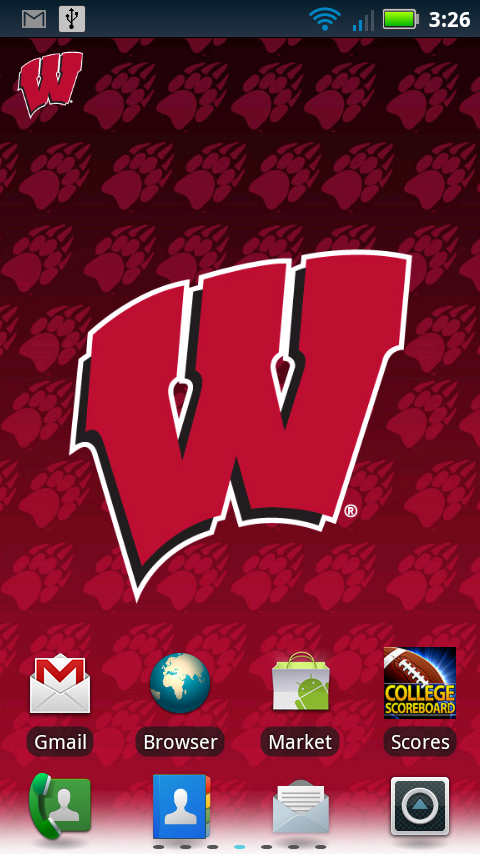 Amazoncom Wisconsin Badgers Revolving Wallpaper Appstore For Android