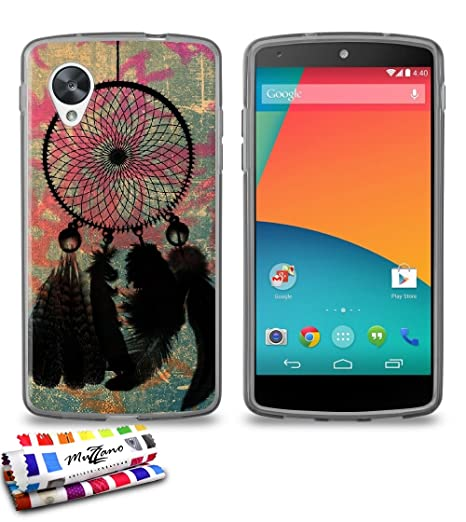 Carcasa Flexible Ultra-Slim GOOGLE NEXUS 5 de exclusivo ...