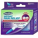 DenTek Adult Instant Pain Relief Kit, 50 Count