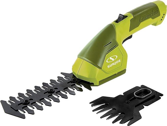 and Fast Charger Grass Trimmer Battery 7.2 V 2.0 AH Battery-Garden-Scissor Set incl