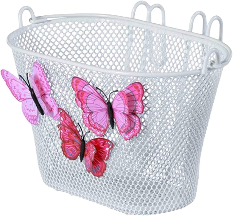 Basil Jasmin Butterfly Vorderrad-Kinderkorb