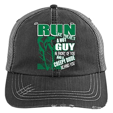 Run Like There s A Cool Guy Hat fbe3ec072fc