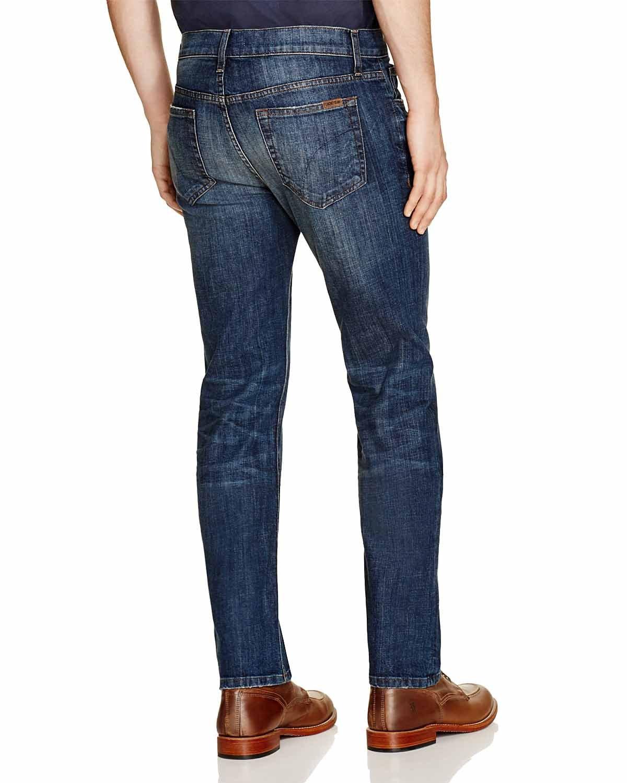 Joe's Jeans Men's Brixton Straight and Narrow Fit Jeans (33, Santi) by Joe's Jeans (Image #2)