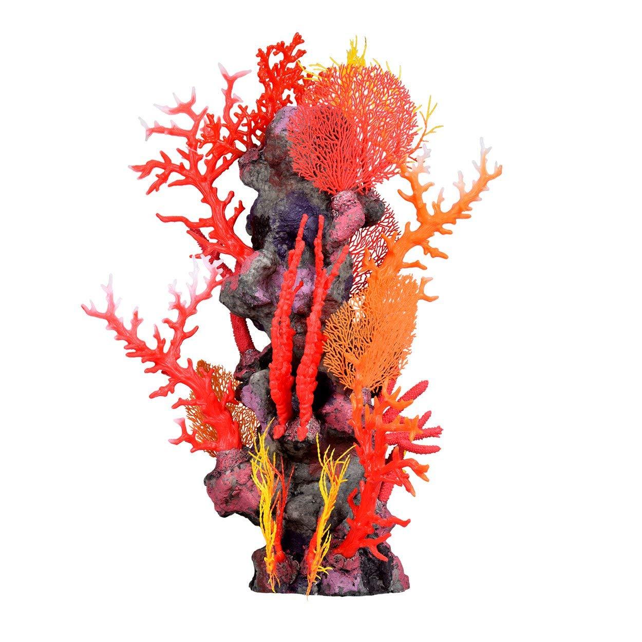 Underwater Treasures Coral Reef Pillar by Underwater Treasures