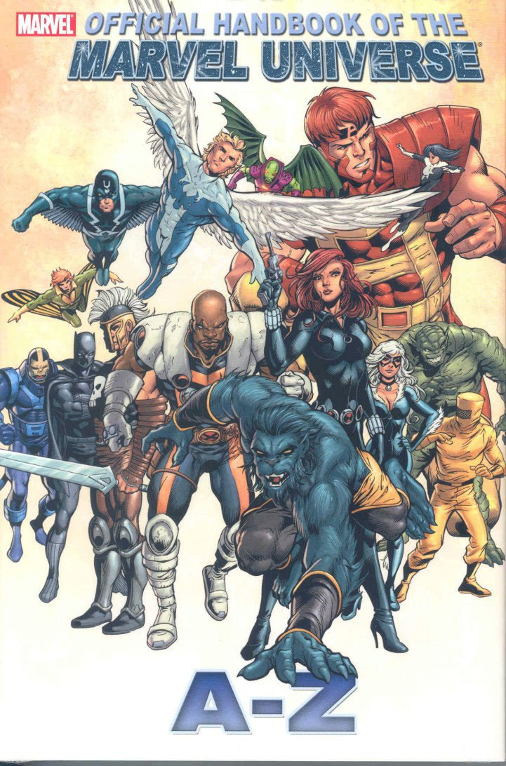 Download All-New Official Handbook of the Marvel Universe A to Z, Vol. 1 pdf