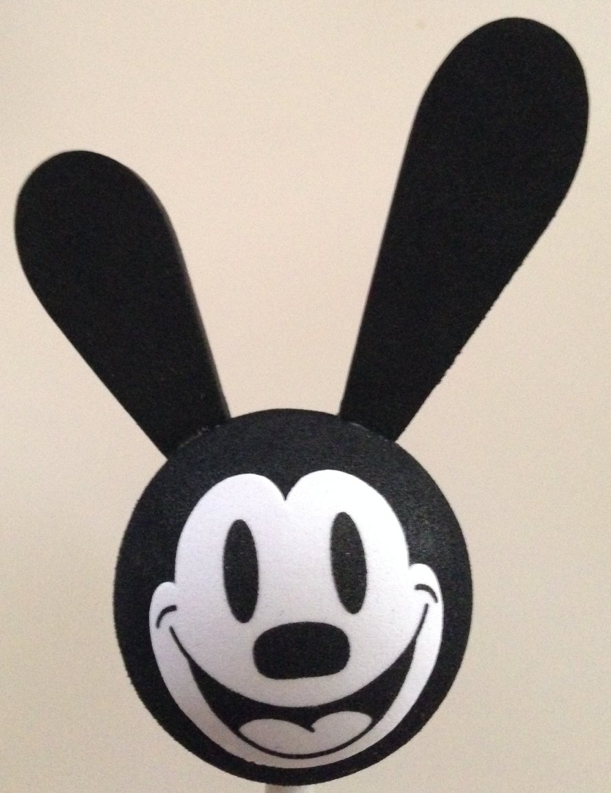 Amazon.com: Disney Parks Oswald the Lucky Rabbit Car Antenna ...