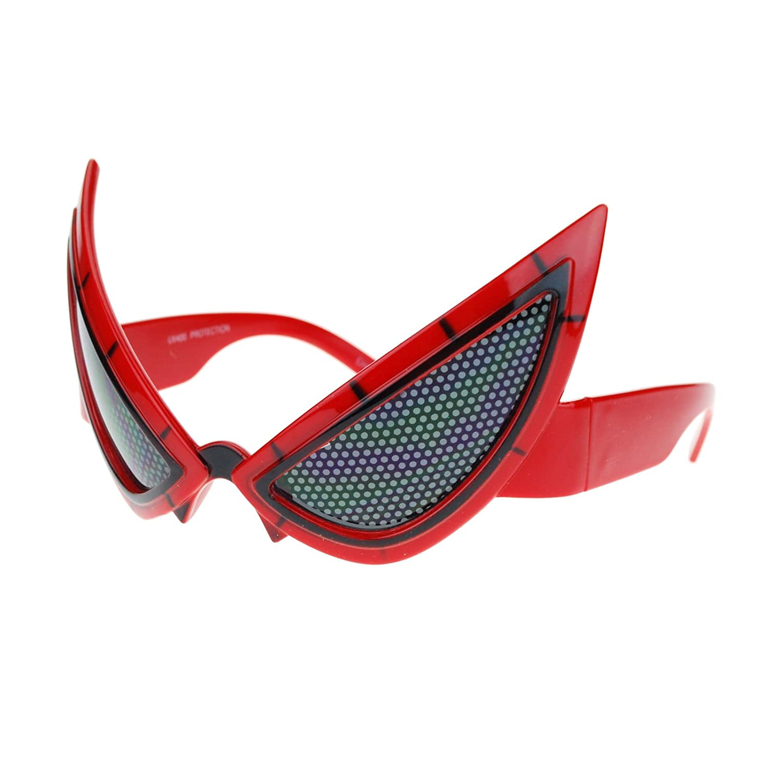 Amazon.com: Spider-Man Glasses Costume Accessory: Clothing