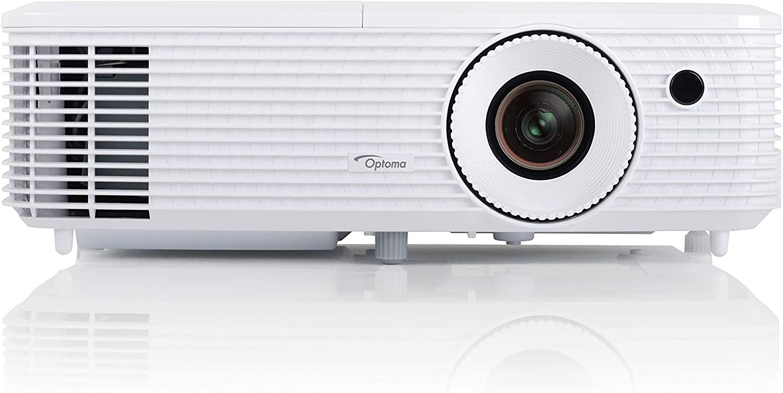 Optoma Hd29darbee Dlp Projector Full Hd 3200 Lumen 30 000 1 Kontrast 3d Zoom 1 1x Heimkino Tv Video