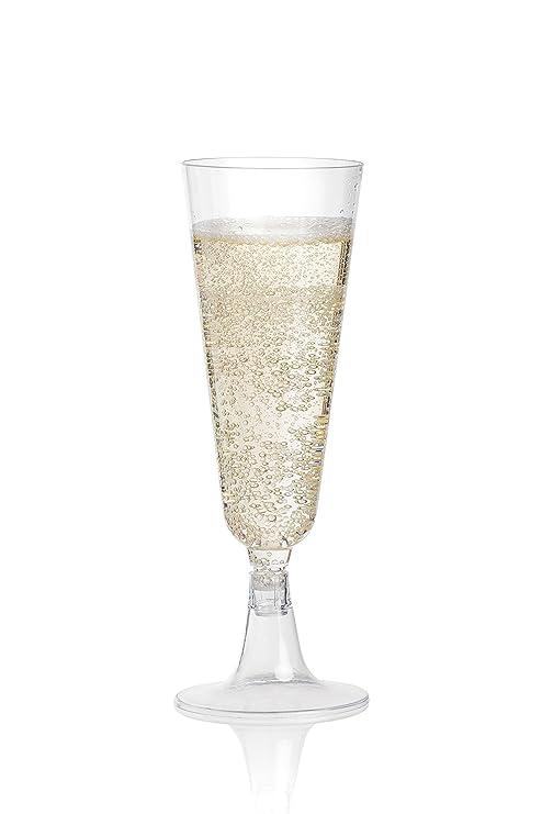 amazon com drinket plastic champagne flutes champagne glasses