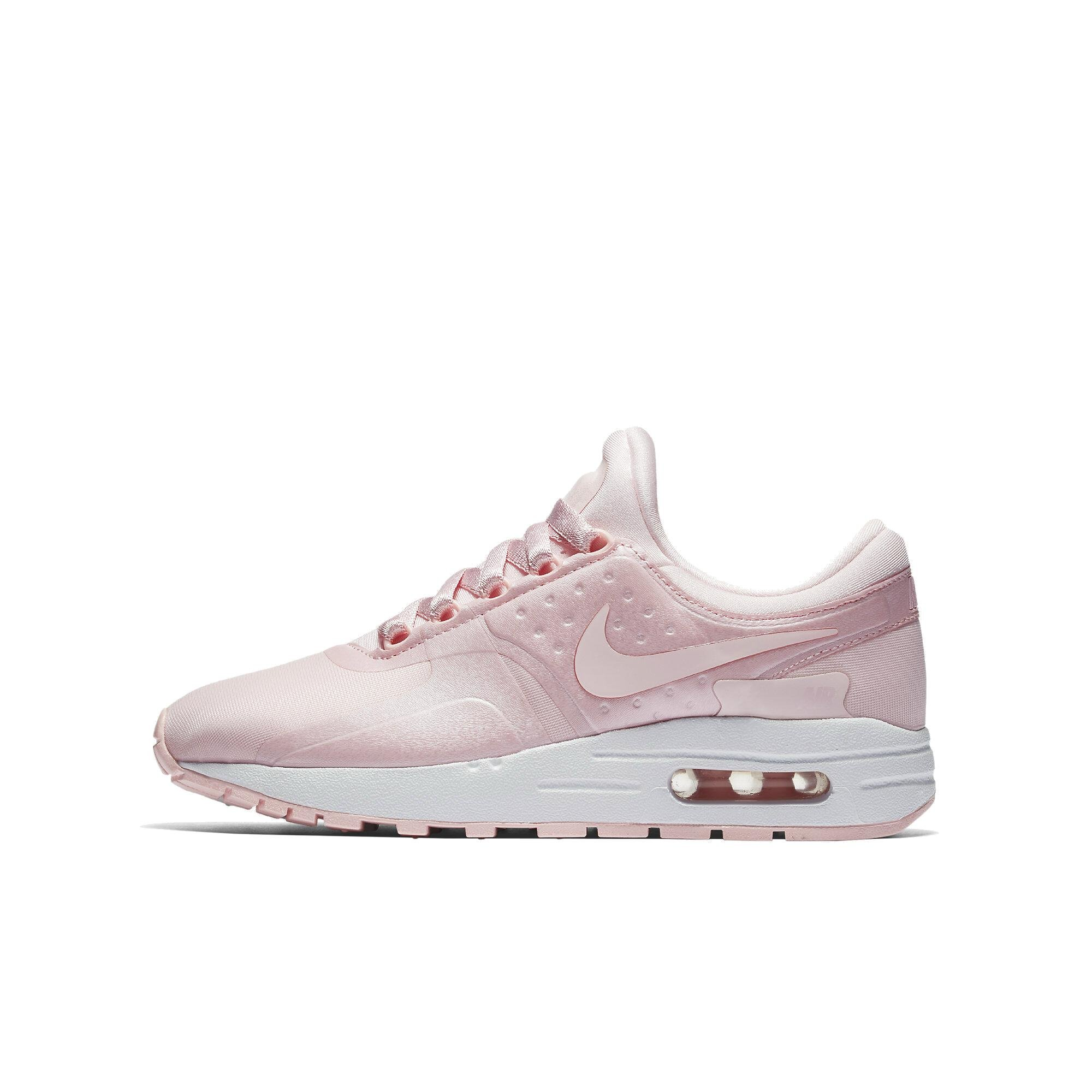 brand new e299d fbbaf Galleon - Nike Air Max Zero SE GS Running Trainers 917863 Sneakers Shoes  (UK 5 US 5.5Y EU 38, Prism Pink White 600)