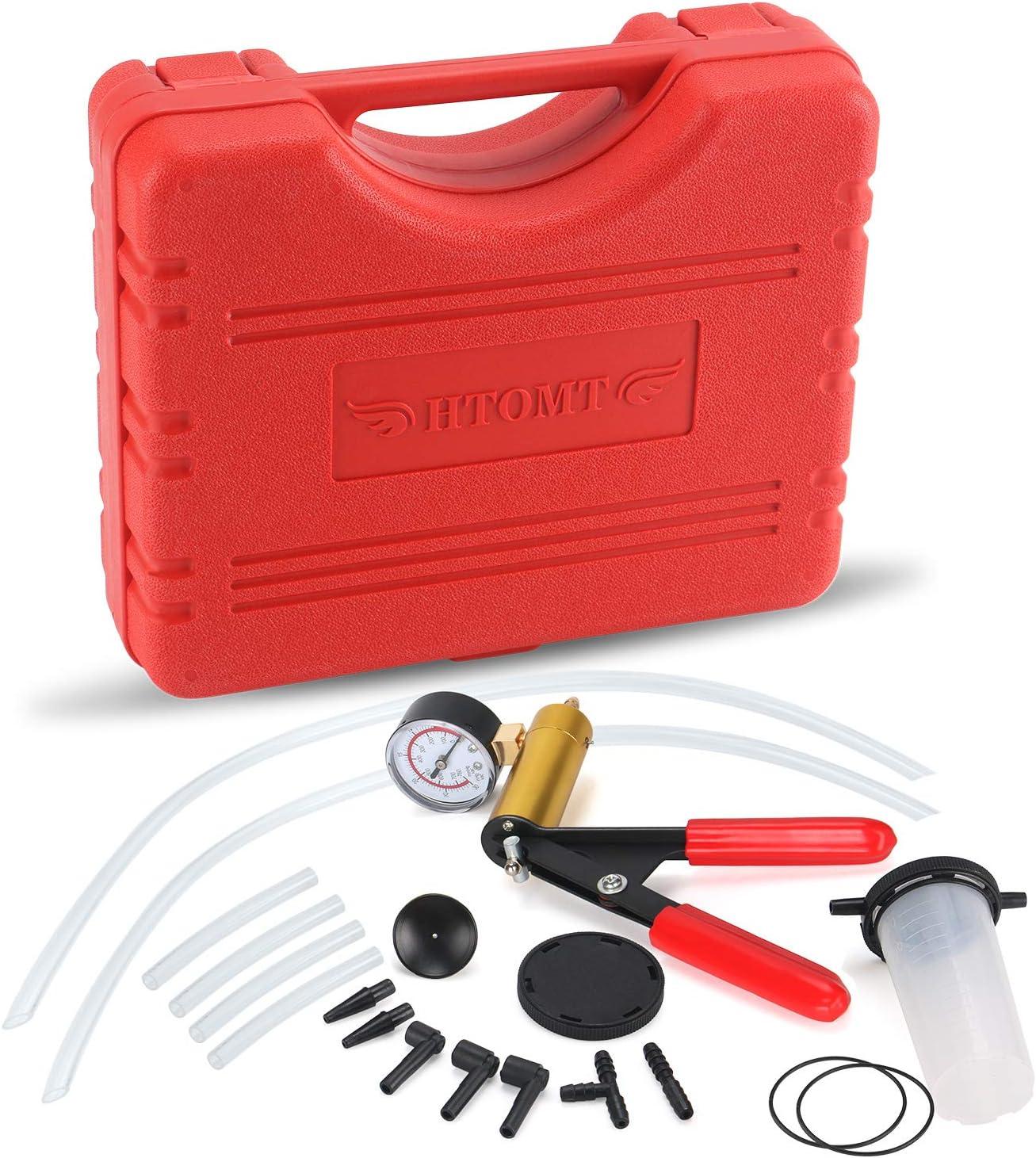 HTOMT 2 in 1 Brake Bleeder Kit