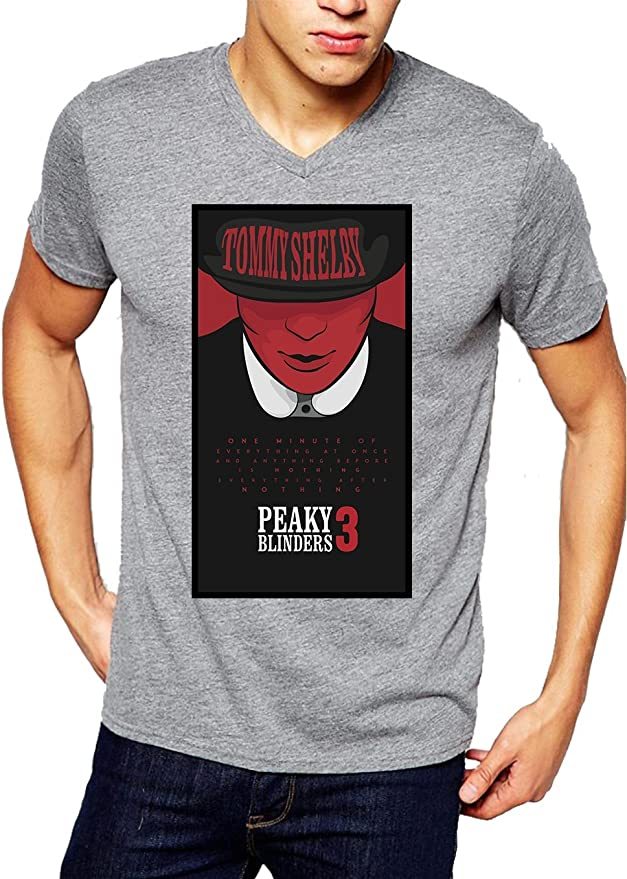 Peaky Blinders Tommy Shelby temporada 3 ventilador arte ...