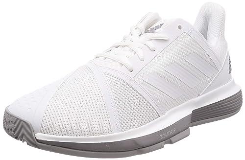 e7cedd07d6476 adidas Court Jam Bounce Women s Court Shoes - SS19-8.5 - White