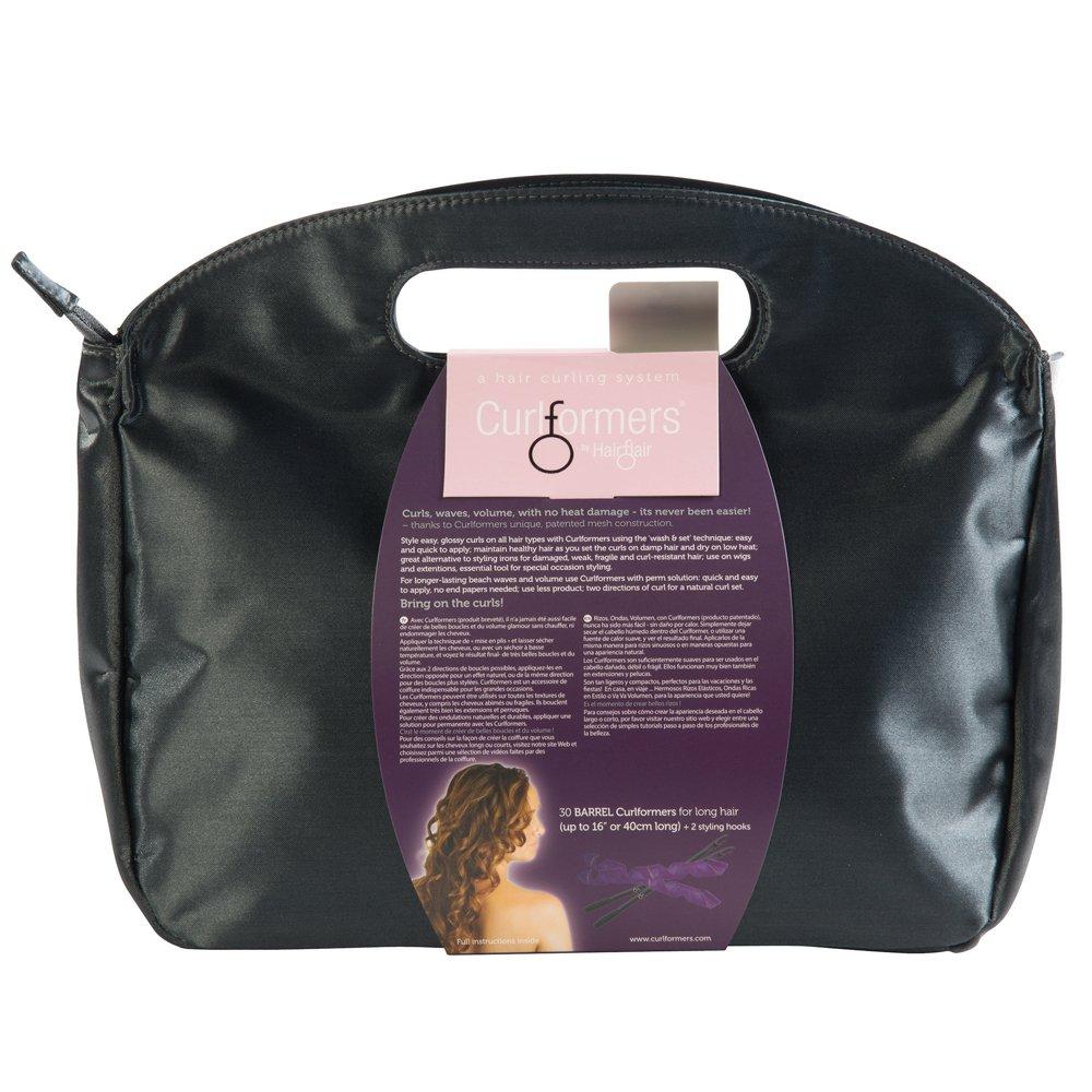 Curlformers gama Deluxe Kit de rizado estilo barril para pelo extralargo: Amazon.es: Belleza