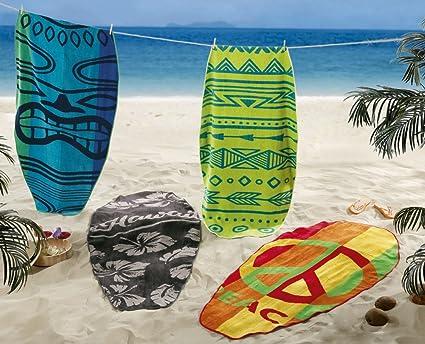 Desconocido Borghorster XL – de Terciopelo Toalla de Playa Tabla de Surf 80 x 200