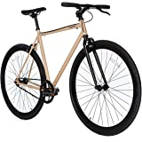 Moma Bikes Fixie, Fixed Gear & Single Speed Bicicleta, Unisex Adulto