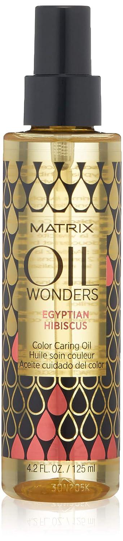 Matrix TR Wonders Egyptian Hibiscus Colour Care Oil 0884486183170