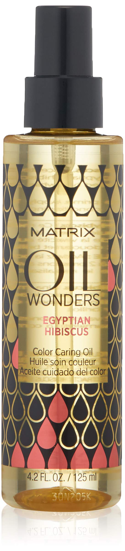 Matrix Oil Hibiscus Color Caring Oil , 4.2 Fl Oz