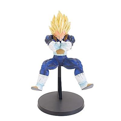 Banpresto Dragon Ball Z Final Flash Vegeta Action Figure: Toys & Games
