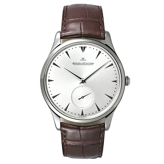 Jaeger LeCoultre Master Ultra Thin q1358420: Jaeger LeCoultre: Amazon.es: Relojes