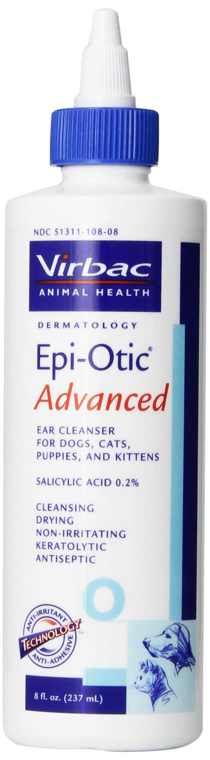 Premium Pack Epi-Otic Advanced Ear Cleaner, 8 oz