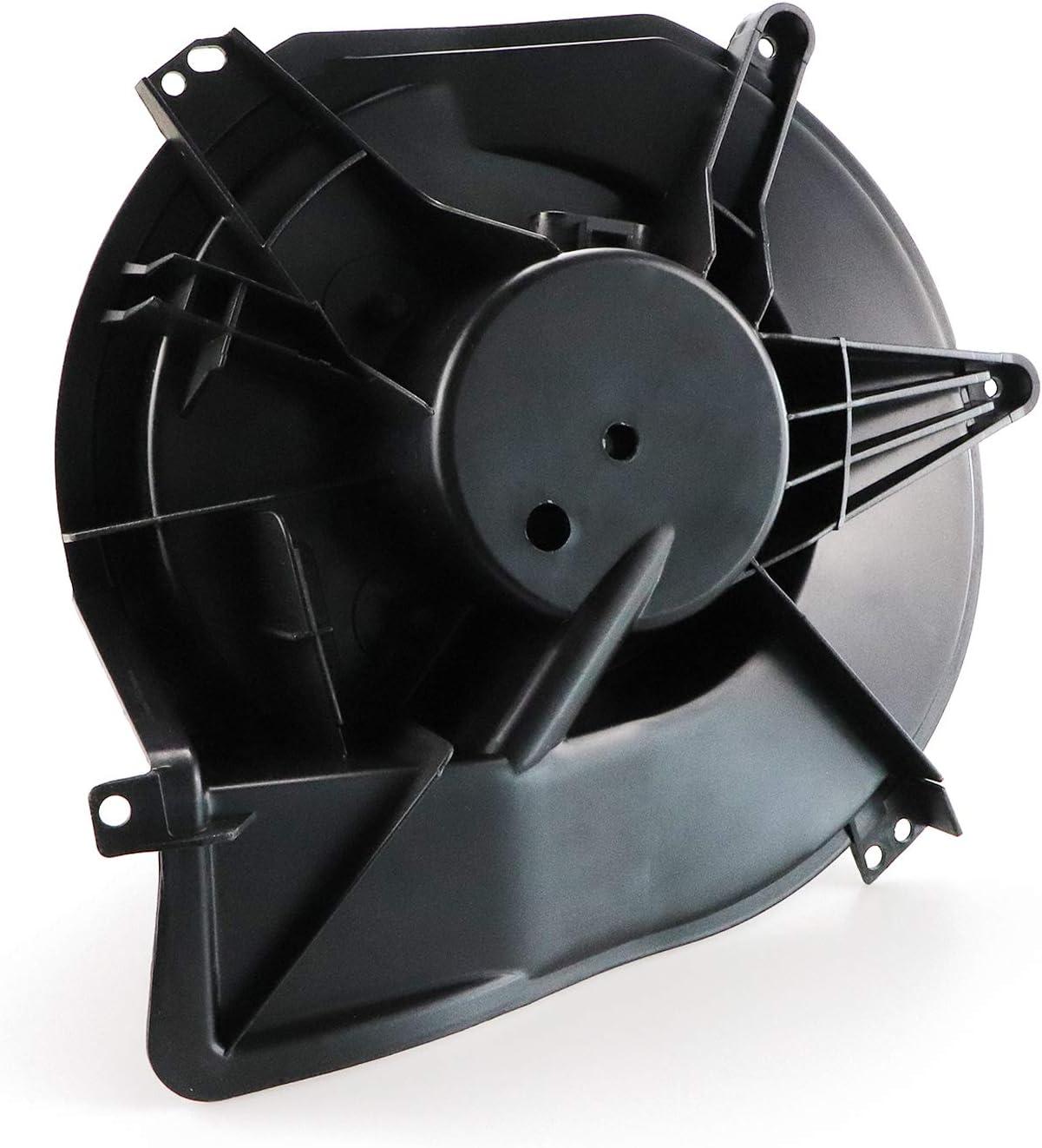 HVAC Blower Motor with Fan for Cadillac DeVille Seville Pontiac Bonneville Buick LeSabre Oldsmobile Aurora Replaces 700098 52495490
