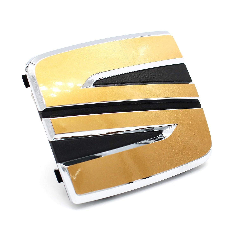 de la marca Finest-Folia Juego de emblemas Seat SE01 para parte delantera y trasera