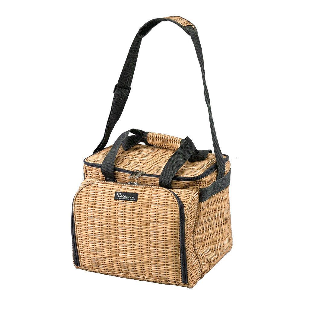 Time Concept Thermo-Insulated Designer Picnic Accessory - Picnic Basket - Panier