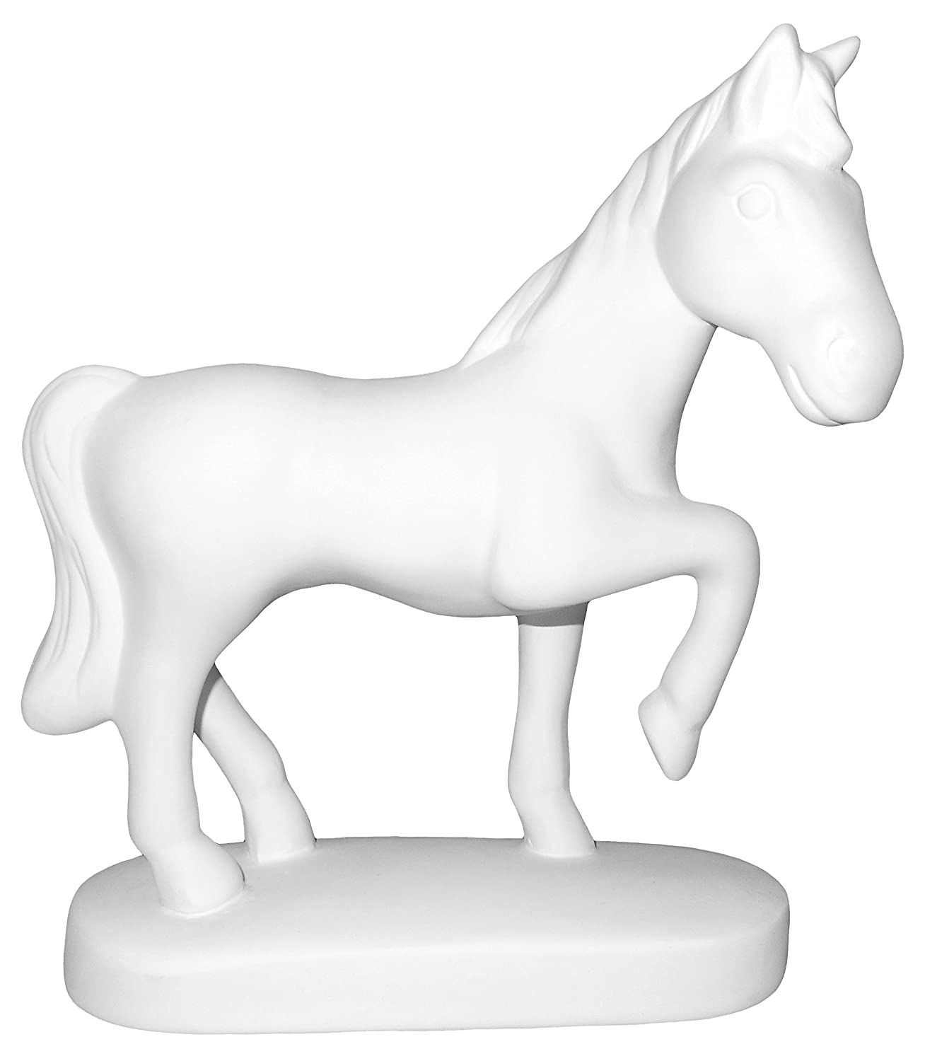 The Beloved Horse - Paint Your Own Ceramic Keepsake New Hampshire Craftworks