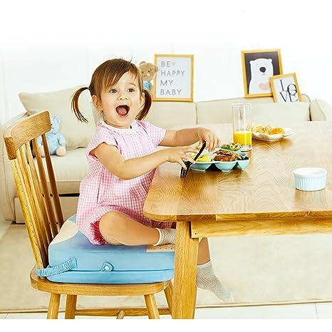 Asiento de bebé Cojín para mesa de comedor Niño pequeño ...