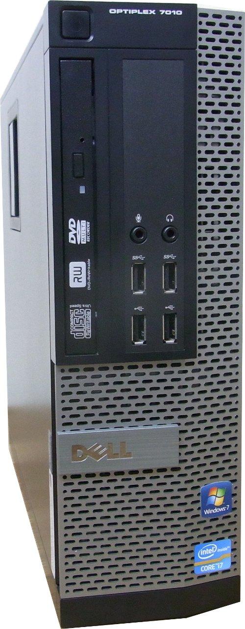 訳あり商品 中古パソコン デスクトップ Windows7 DELL OptiPlex 7010 SFF Core i7 i7 3770 搭載 3.40GHz 8GBメモリ 500GB Sマルチ Windows7 Pro 64bit 搭載 正規リカバリーディスク付属 動作保証30日間 B06XZ8PFLB, US-NEXT:51dd67cb --- arbimovel.dominiotemporario.com