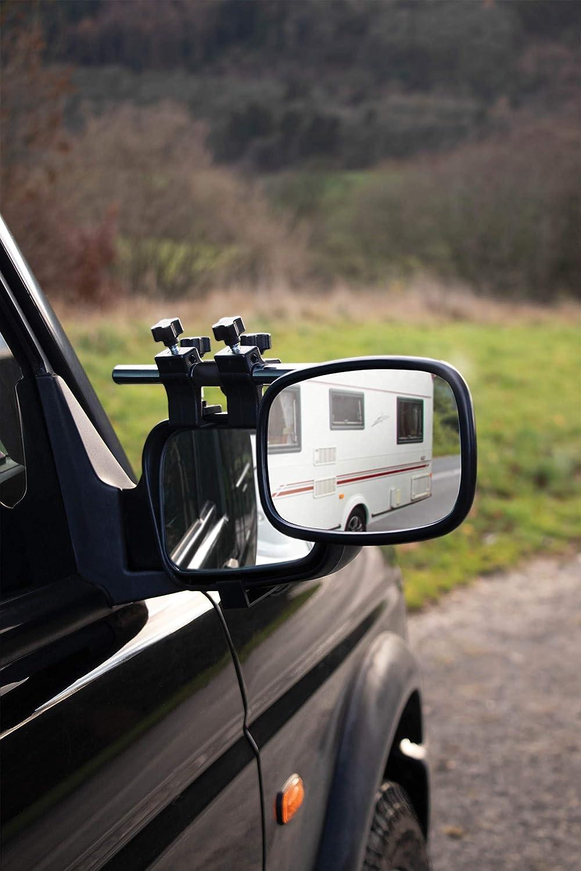 BITS4REASONS Maypole Par de Espejos retrovisores de Remolque para Caravana Modelo 2019