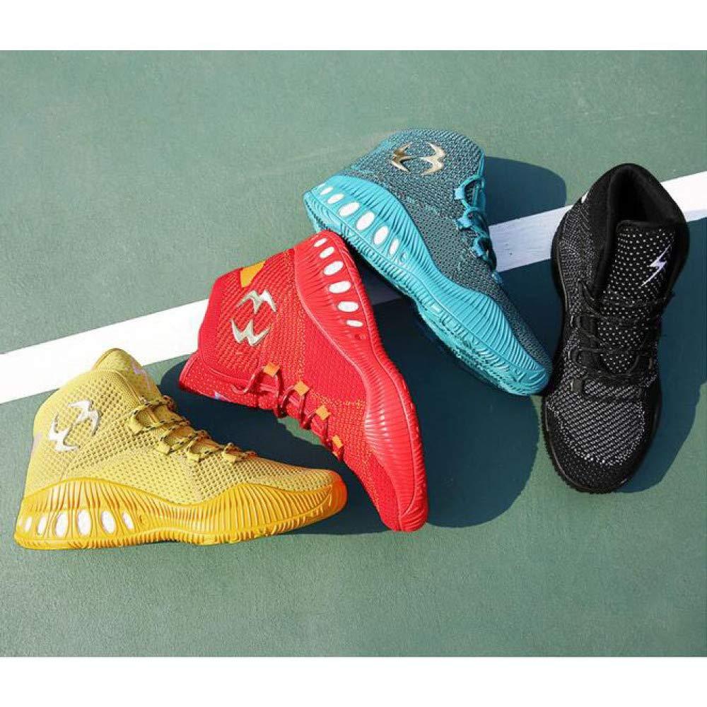 Männer Laufschuhe Laufschuhe Laufschuhe Stricken Basketballschuhe Athletischer Sporttrainer Zu Fuß Stiefel B07MCTX1ND Sport- & Outdoorschuhe Abgabepreis 12b002