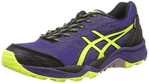 Asics Women's Gel-Fujitrabuco 5 G-TX Trail Running Shoes, Parachute Purple/