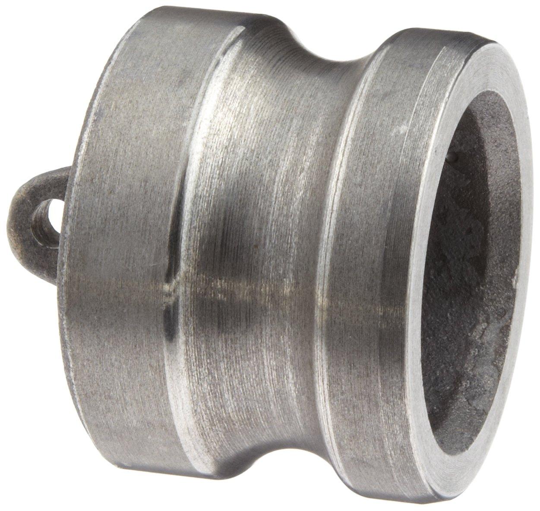 3/Inch Aluminum Dust Plug Adpater Item# 1001230 PT Coupling Basic Standard Series 30W Alum